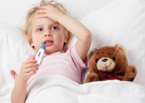 жар у ребенка и холодные конечности фото