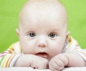 бледная кожа у ребенка фото