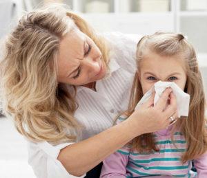 симптомы гайморита у детей фото