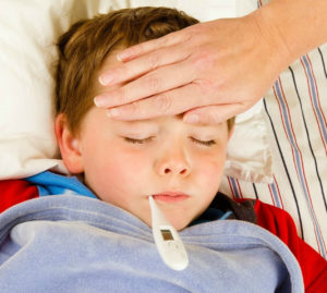 симптомы менингита у детей фото