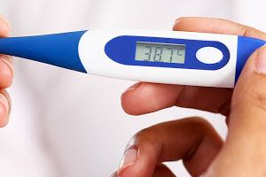 высокая температура при ковид-19