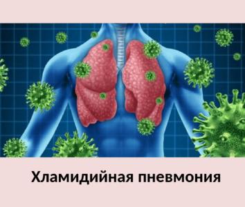 Хламидии, трахома и пневмония: особенности, общая связь