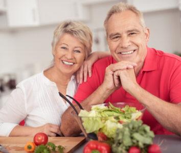 Возрастные изменения калорийной потребности употребляемой пищи у женщин